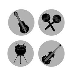 Music lifestyle design vector