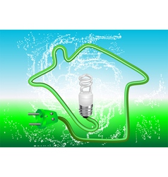Energy saving vector
