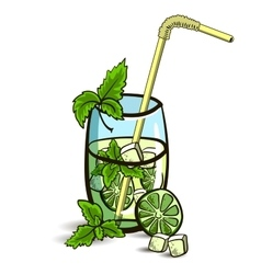 Mojitoisolated vector