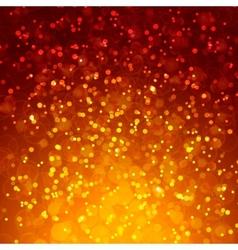 Abstract magic bokeh background vector image vector image
