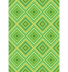 geometric design wallpaper vector image vector image