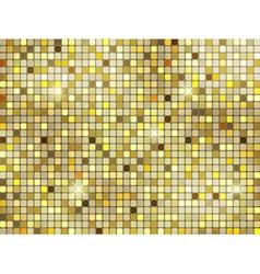 Mosaic shiny background vector