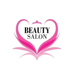 Collection of logos for cosmetics vector image by butenkow for 560 salon grand junction