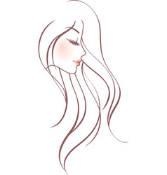 Beauty and fashion vector