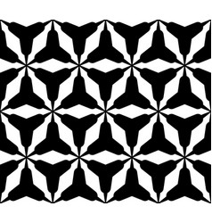 seamless geometric texture triangular lattice vector image