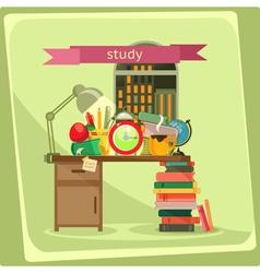 Study vector