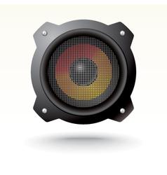 Modern speaker vector