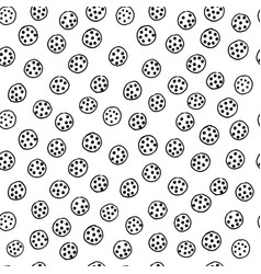 seamless pattern card vector image vector image