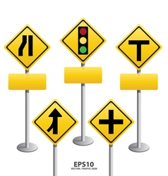 Signs straight icon vector image