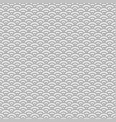 Chinese gradient wave circle backgroud vector