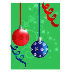 Christmas-toys vector