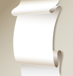 Paper tape vector image