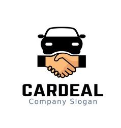 Auto deal handshake vector