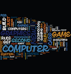 You don t have to be rich to be a pc gamer text vector