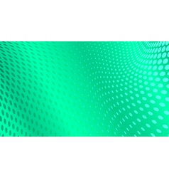 Abstract halftone dots background vector