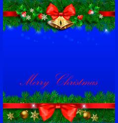 Merry christmas christmas decoration decoration vector
