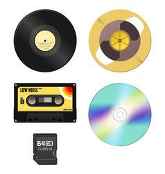 Music media vector