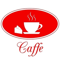 Caffee design vector
