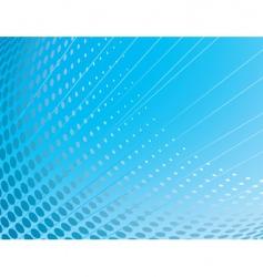 abstract background beams and circles vector image