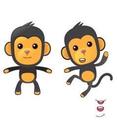 Monkey1 vector
