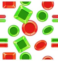 Choice pattern cartoon style vector
