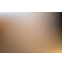 Abstract blurred brown background vector