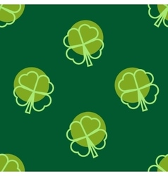 Seamless background for st patricks day vector