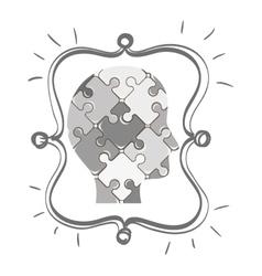 Big idea icon vector