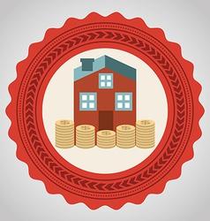 savings design vector image