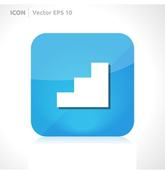 Achievement icon vector
