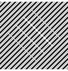 Seamless pattern diagonal lines vector