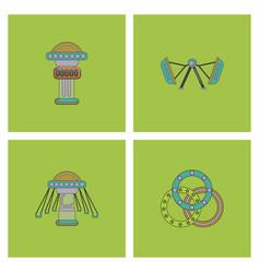 Circus collection vector
