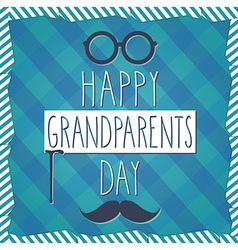 Grandparents poster vector