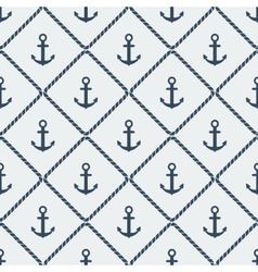Anchors seamless pattern vector