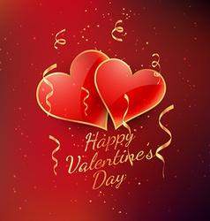 Valentines day celebration vector