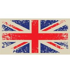 Britain flag vector