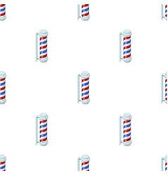 Barber logobarbershop single icon in cartoon vector