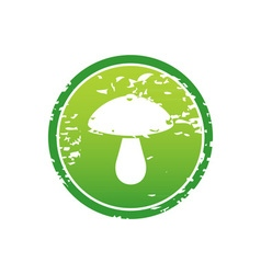 Mushroom-380x400 vector image vector image