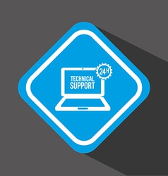 Computer support vector