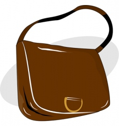 bag vector image vector image