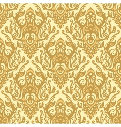 Seamless pattern ethnic tribal background vector