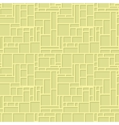 seamless pattern of rectangles of different vector image