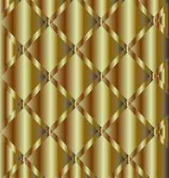 Brushed copper plate background vector