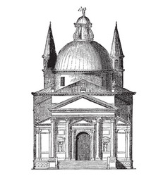 St saviours venice one cause served to render the vector