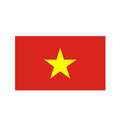 vietnam vector image