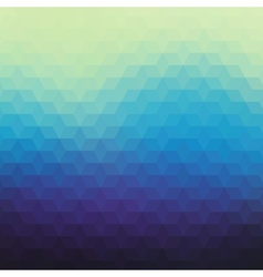 Colorful geometric background with triangles vector