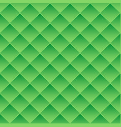 abstract background green tiles vector image vector image