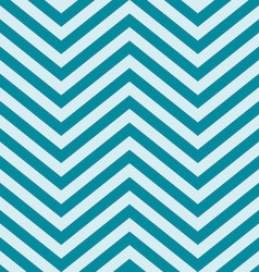 Turquoise blue v shape chevron background vector