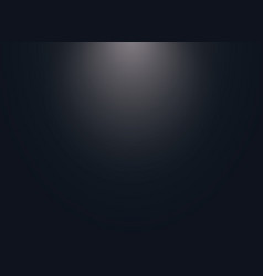 dark blue background with lighting on top vector image vector image