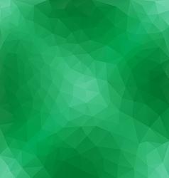Light green polygonal pattern vector